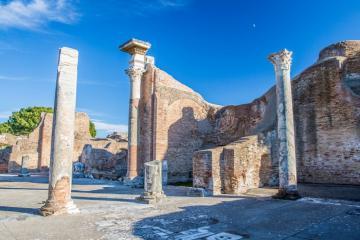Khám phá sự vĩ đại của thành Rome qua những địa điểm du lịch ít người biết