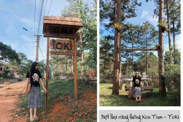 Biệt thự rừng thông Kon Tum: vẻ đẹp xiêu lòng cho tín đồ sống ảo