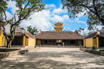 Chùa Lương Nam Định - điểm đến tâm linh nổi tiếng của đất Thành Nam