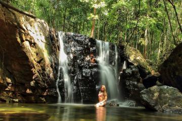 Những con suối đẹp ở Phú Quốc mê hoặc du khách từ cái nhìn đầu tiên