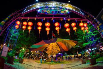 Công viên Thỏ Trắng Lê Thị Riêng - thiên đường vui chơi giải trí hấp dẫn ở Sài Gòn