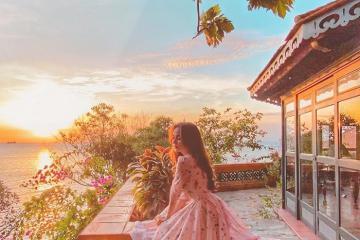 Đến các quán cafe view biển ở Vũng Tàu ngắm hoàng hôn đầy thơ mộng