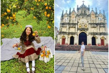 Du lịch Khoái Châu - vùng đất văn hiến đầy hoa thơm trái ngọt