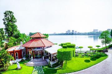 Về Hải Dương ghé hồ Bạch Đằng - góc trữ tình giữa lòng thành phố