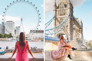 Tổng hợp những hoạt động giải trí mùa hè ở London Hot nhất