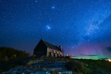 Đảo Stewart hoang sơ - nơi ngắm Nam Cực quang tuyệt đẹp ở New Zealand