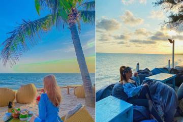 Những quán bar view biển ở Phan Thiết 'chill quên sầu'