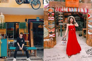 Những quán cà phê đẹp ở Vũng Tàu cứ lên hình là hút like 'rần rần'