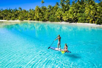 Quần đảo Cook - thiên đường nhỏ bé ở Nam Thái Bình Dương