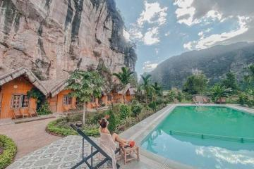 Tràng An Valley Bungalow - khu nghỉ dưỡng đẹp hút hồn ở Ninh Bình