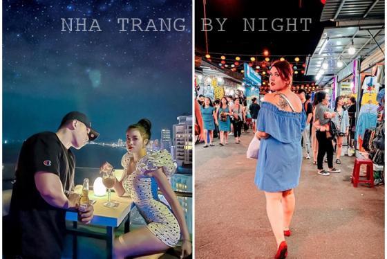 Lộ diện những điểm vui chơi về đêm ở Nha Trang cực 'bốc' bạn đừng bỏ lỡ