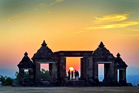 Du lịch Yogyakarta - thủ đô văn hóa của Indonesia