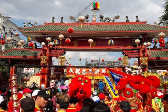 Điểm danh các lễ hội ở thành phố Hồ Chí Minh đặc sắc và thu hút đông đảo du khách