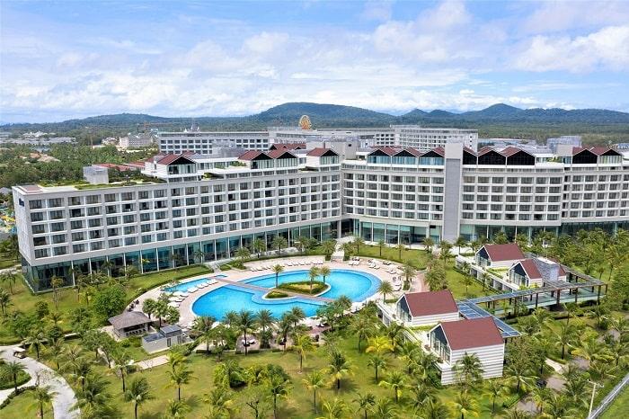 Combo nghỉ dưỡng VinOasis Phú Quốc
