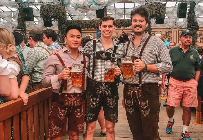 Tìm hiểu trang phục truyền thống ở Đức dành cho nam giới