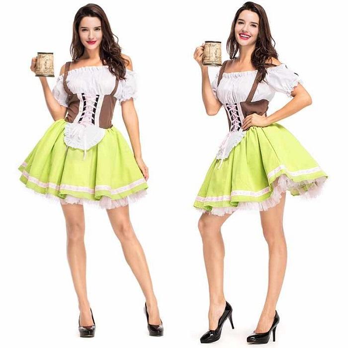 Tìm hiểu trang phục truyền thống ở Đức dành cho nữ giới