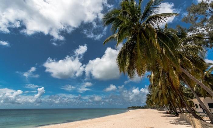 Bãi biển trên Vịnh Pemba - Vịnh đẹp nhất thế giới