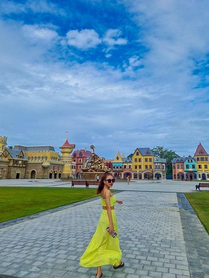 Combo 3N2Đ Vinpearl Phú Quốc tại Vinpearl resort & spa - vui chơi ở Vinpearl Land