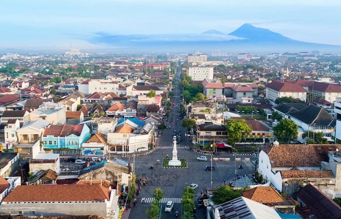 Thành phố Yogyakarta - Du lịch Yogyakarta - thủ đô văn hóa của Indonesia