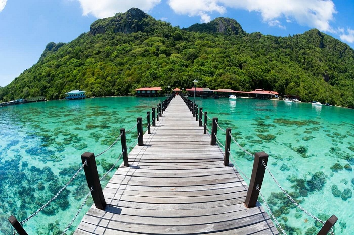Get out of the way when you visit Tioman Island Malaysia