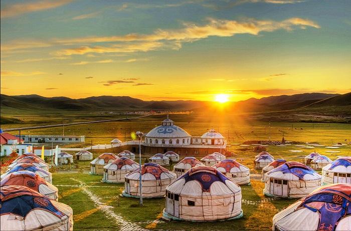 du lịch Nội Mông - Trung Quốc