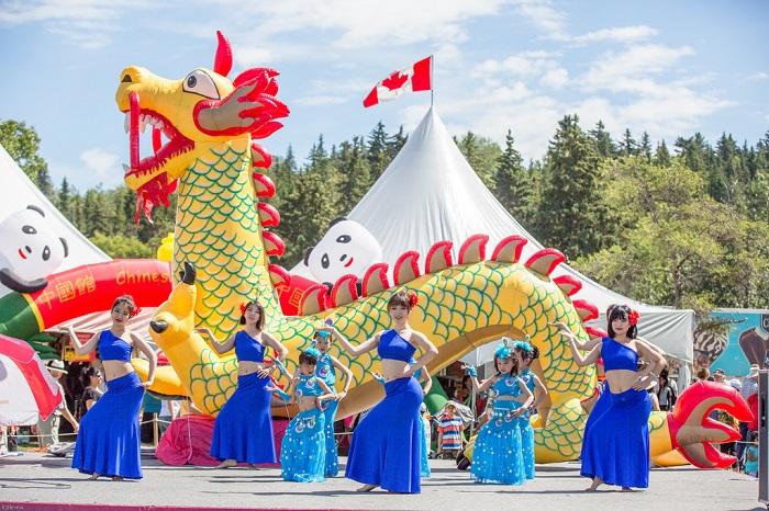 lễ hội truyền thống tại Canada