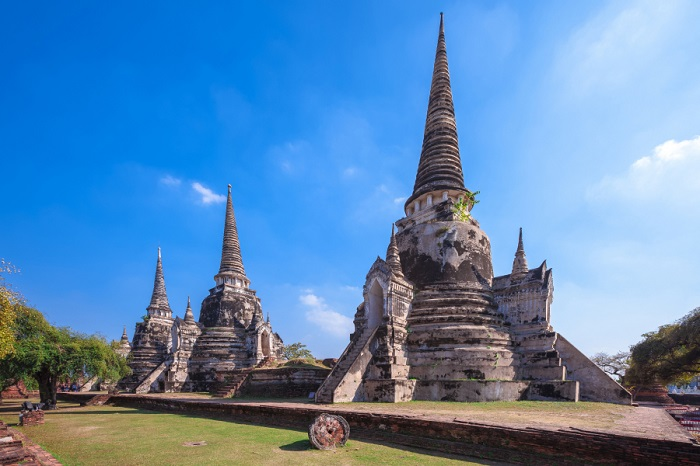Ngôi đền Wat Phra Si Sanphet