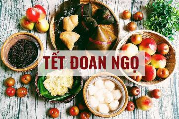 Tìm hiểu về ngày Tết Đoan Ngọ ở Việt Nam