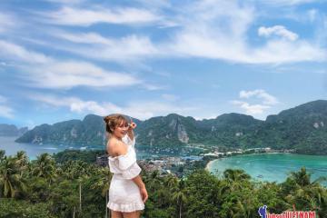 Review đi Krabi - Phuket thiên đường biển cả hàng đầu Đông Nam Á