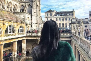 Khám phá thành phố Bath thơ mộng của nước Anh