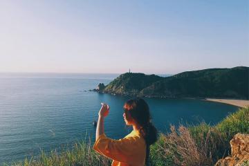 Vịnh Vũng Rô - Phú Yên thiên đường xứ Nẫu đẹp lụi tim