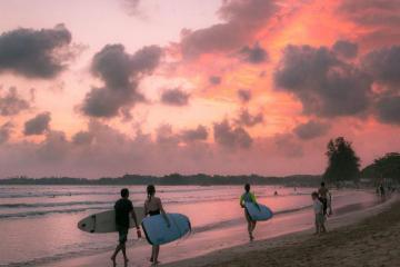 Có một bãi biển Ngapali hoang sơ và dịu dàng