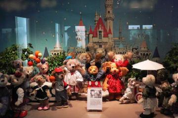 Tham quan bảo tàng gấu Teddy tại hòn đảo Jeju nổi tiếng