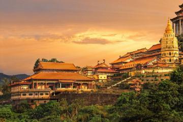 5 cảnh quan Malaysia tuyệt sắc bạn không nên bỏ lỡ