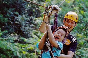 Tham gia vào những cuộc phiêu lưu ngoài trời hấp dẫn tại Chiang Mai Thái Lan