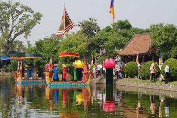 Chùa Keo Thái Bình - Ngôi chùa cổ độc nhất vô nhị ở Việt Nam