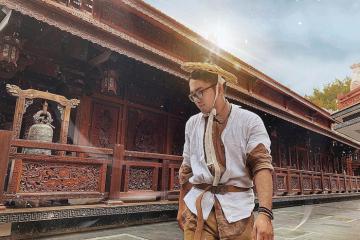 Chùa sắc tứ Khải Đoan Đắk Lắk - ngôi chùa cổ đẹp 'hút hồn' giữa lòng thành phố Buôn Ma Thuột