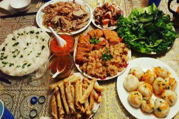 Chuột nướng và những món ăn nổi tiếng Kon Tum khiến thực khách mê mẩn