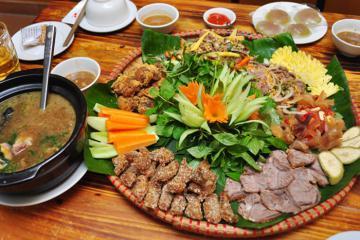 Cầm lòng không nổi với 6 món ăn trứ danh khi du lịch Châu Đốc