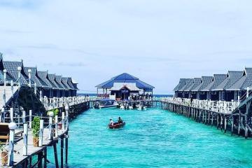 Xõa hết mình khi tới đảo Tioman Malaysia du lịch