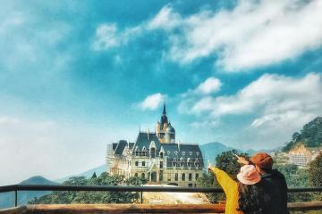 Đột nhập Lâu đài nguy nga trị giá nghìn tỉ tại Vĩnh Phúc