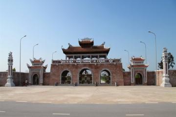 Đền Trần Thái Bình – điểm đến du lịch văn hóa tâm linh