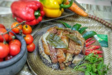 Đặc sắc cách chế biến món khâu nhục đặc sản Lạng Sơn