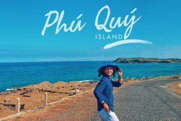 Lại là đảo Phú Quý - Bình yên giữa bộn bề tấp nập