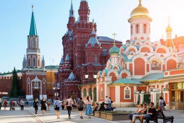 Những địa điểm du lịch Nga mà bạn không nên bỏ qua