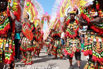Chơi hết mình tại lễ hội Baragatan sôi động nhất ở Palawan