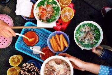 10 món ăn sáng của người Hà Nội du khách nên thử một lần