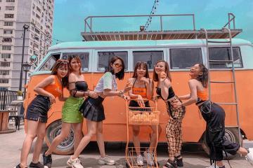 Theo chân 'nàng ther' check-in 10001 quán cafe sống ảo ở Hà Nội