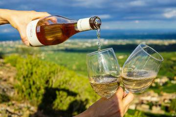 Khám phá thiên đường rượu vang Pháp