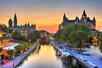 Ghé thăm Thành phố Ottawa - nơi đáng sống nhất của Canada